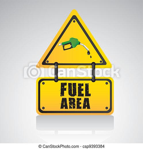 signal fuel area - csp9393384