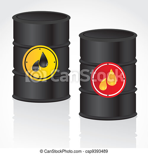oil and petroleum gallon - csp9393489
