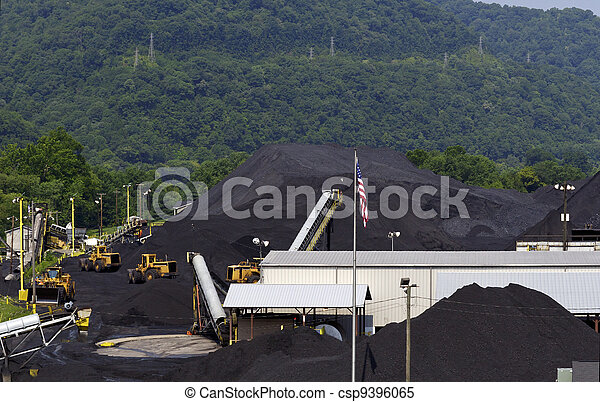 West Virginia Coal Company Terminal - csp9396065