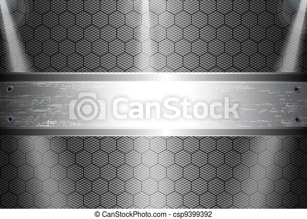 realistic dark carbon fiber - csp9399392