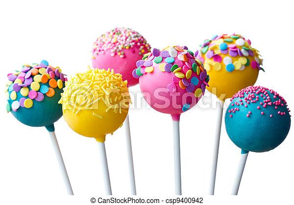Cake pops - csp9400942
