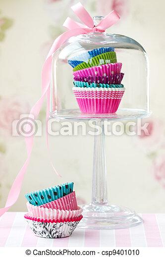 Cupcake cases - csp9401010