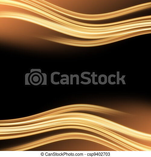 Abstract elegant background design with space for your text - csp9402703