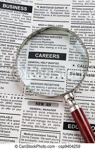 Career Ad - csp9404259