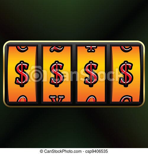 slot machine - csp9406535