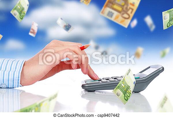 contabilidade - csp9407442