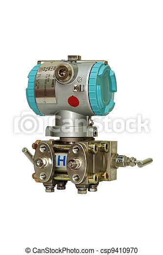 Differential pressure sensor. - csp9410970
