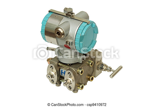 Differential pressure sensor. - csp9410972