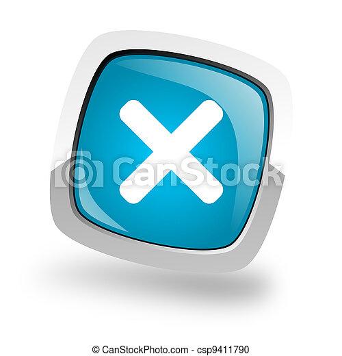 cancel icon - csp9411790