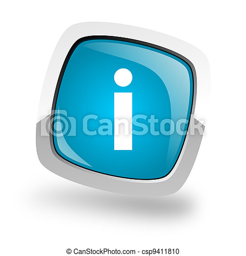 information icon - csp9411810