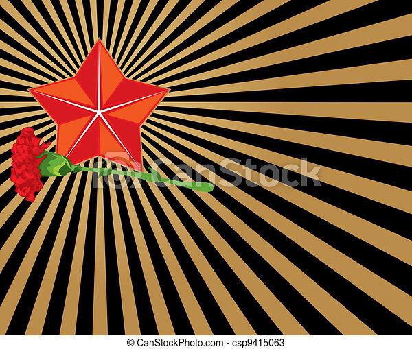 Congratulatory background - csp9415063