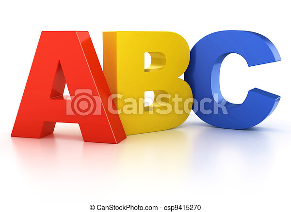 learning letters - csp9415270