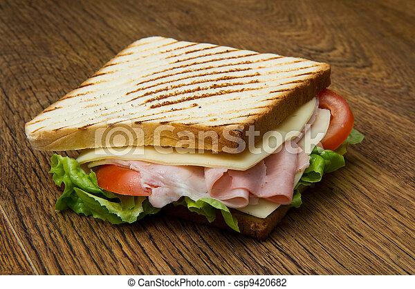 big sandwich  - csp9420682