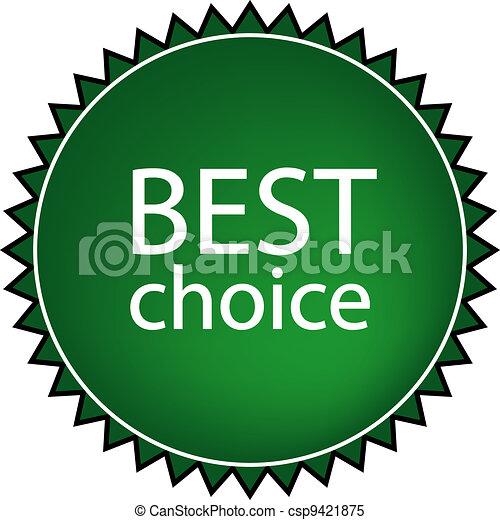 Best choice - csp9421875