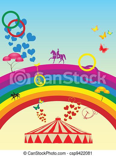 Circus Arts - csp9422081