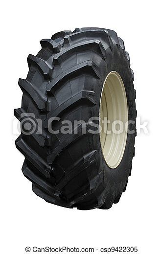 Tractor tire - csp9422305
