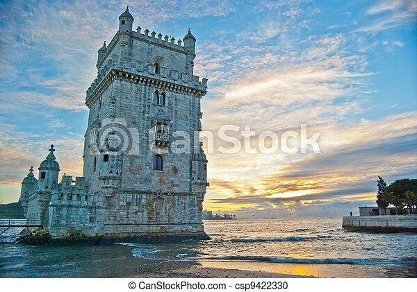 Torre de Belem - csp9422330