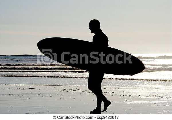 Surfer - csp9422817