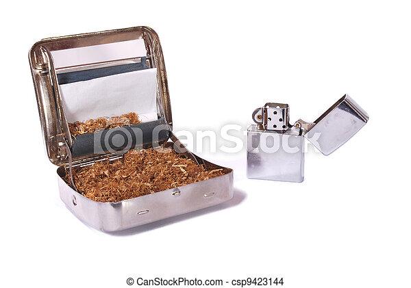 tobacco - csp9423144