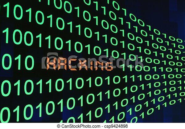 Hacking - csp9424898