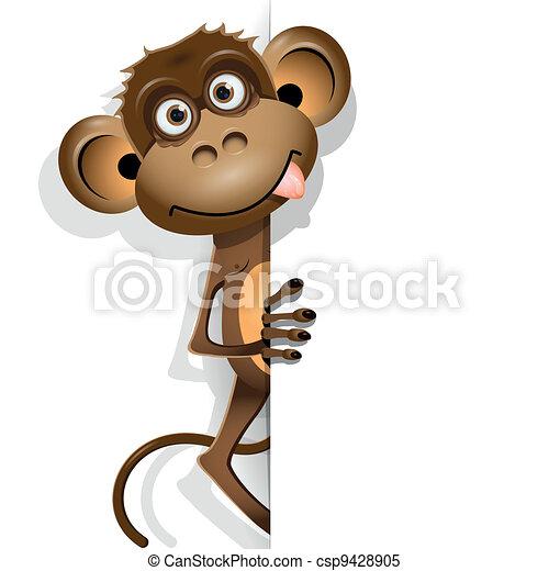 monkey - csp9428905