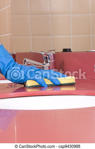 Cleaning  - csp9430988