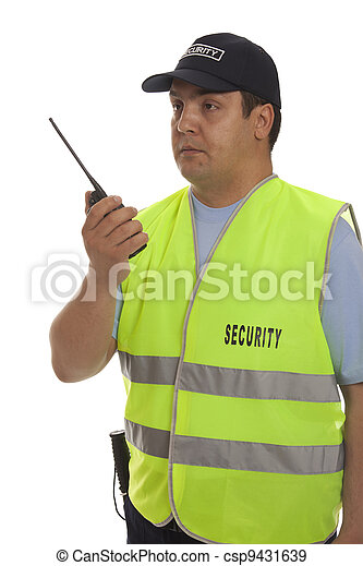 security guard - csp9431639