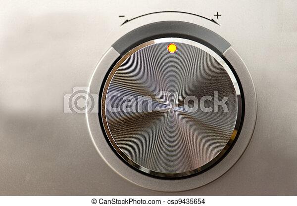 Volume knob - csp9435654