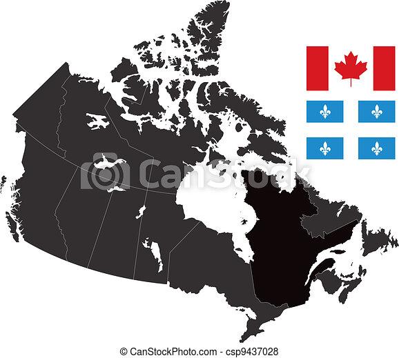 Quebec - csp9437028