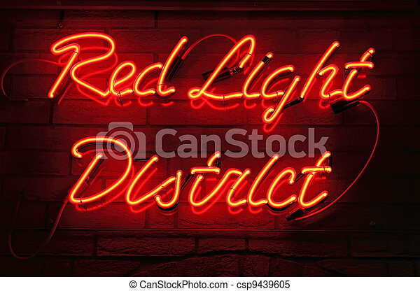 Lumière rouge district video porno