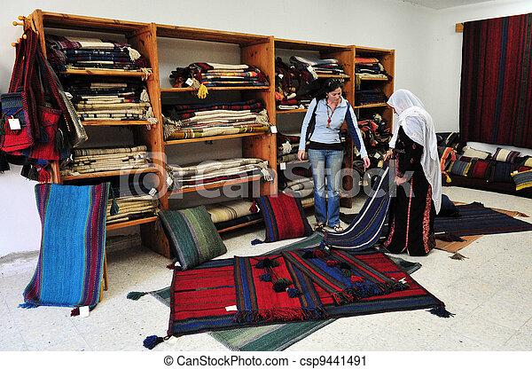 Bedouin Village - csp9441491