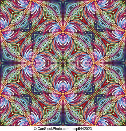 Holy cross pattern - csp9442023
