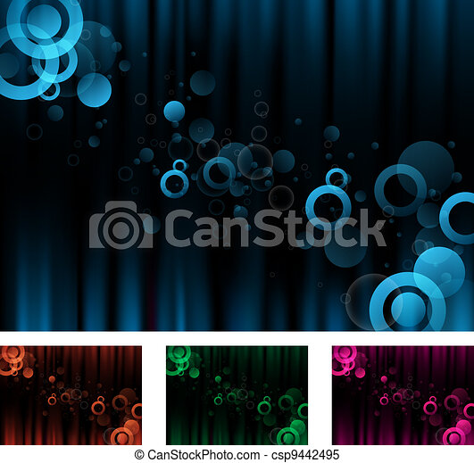 abstract background collection - csp9442495
