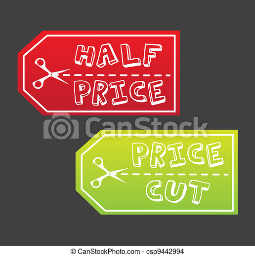 half price - csp9442994