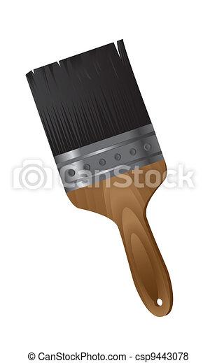 paint brush - csp9443078