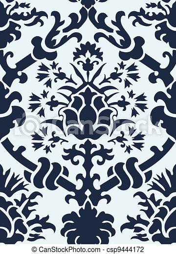 Retro pattern - csp9444172