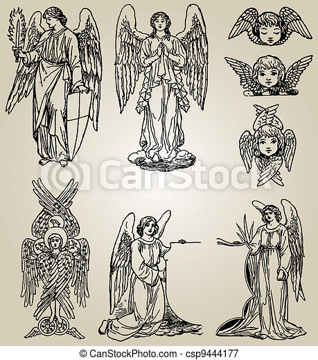 angels - csp9444177