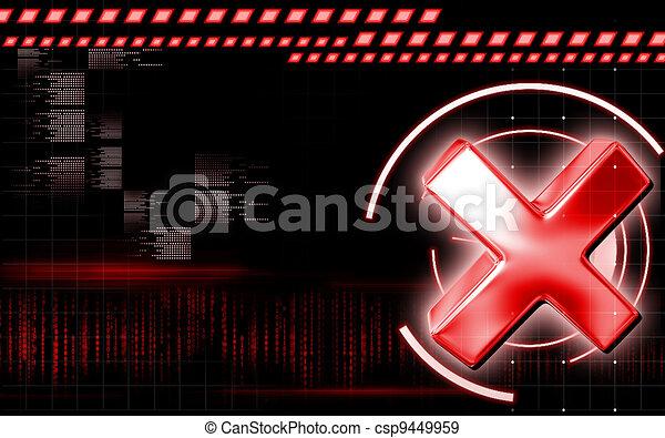 Clinical symbol - csp9449959