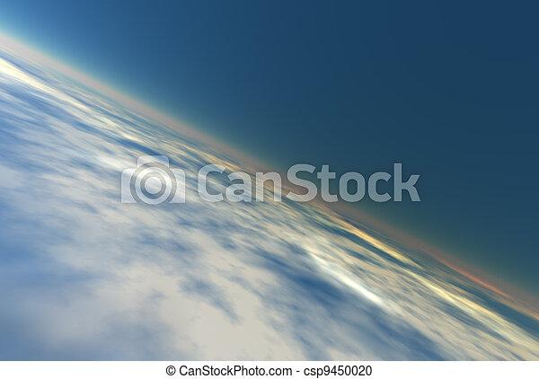 Atmosphere background - csp9450020
