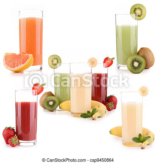 ジュース, フルーツ - csp9450864