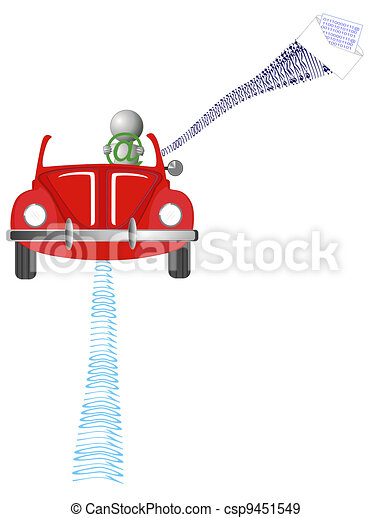Driving the binary highway - csp9451549