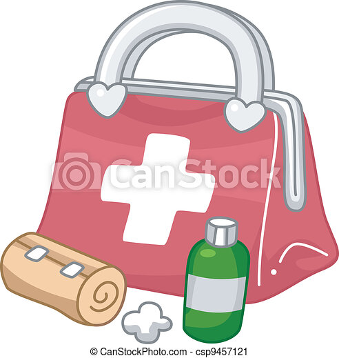 First Aid Kit - csp9457121