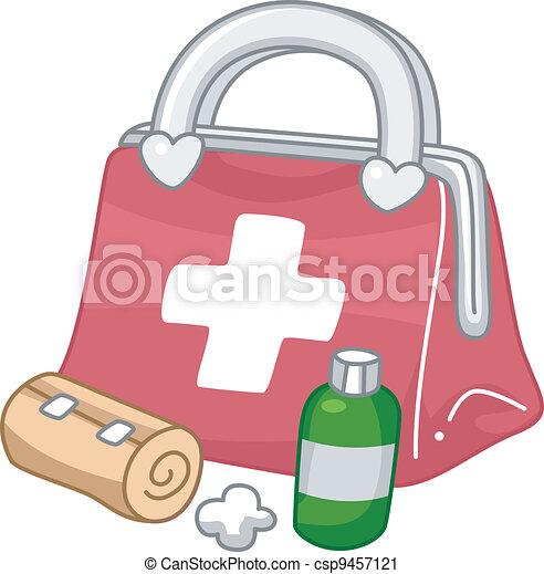 First Aid Kit - csp9457121