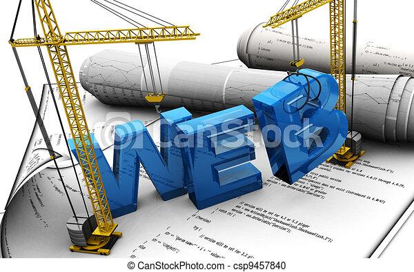 web design - csp9457840