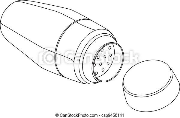 Cocktail Shaker - csp9458141