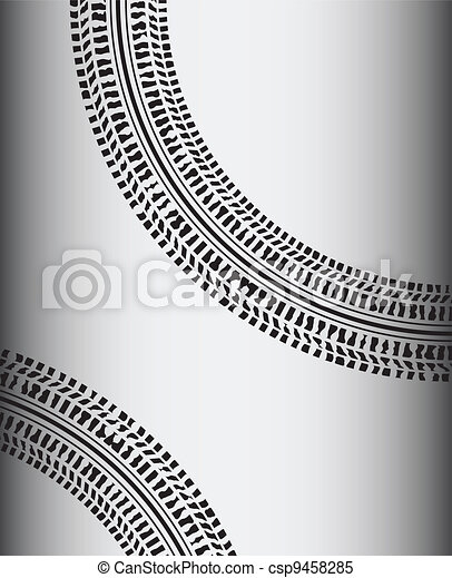 special tire background - csp9458285