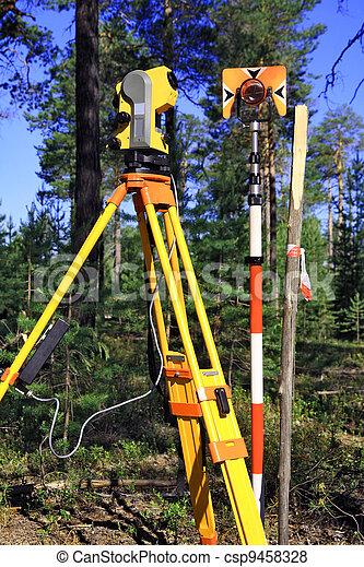 Geodetic instruments - csp9458328