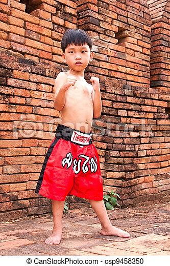 muay thai on location history