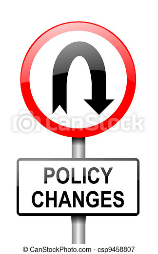 Policy change. - csp9458807