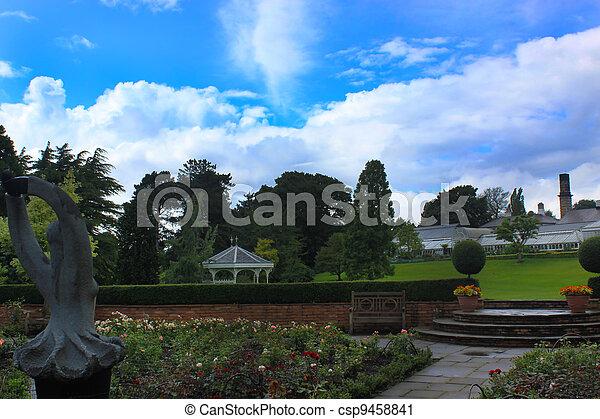 botanic garden - csp9458841